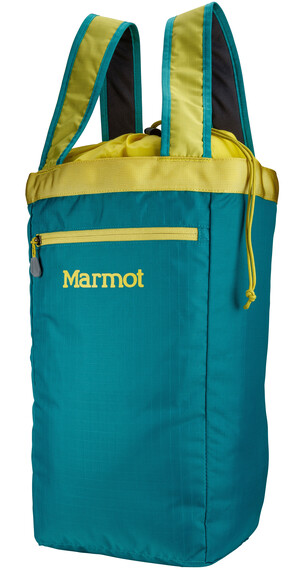 Marmot Urban Hauler Med Bag Green Spice/Green Sea